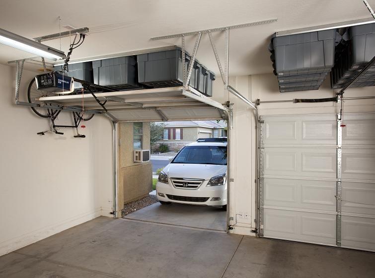 Over Garage Door Storage Racks Best Garage Design Ideas Garage