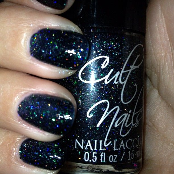 #CultNails #JointheCult #IgotDistracted    https://www.facebook.com/CultNailsLacquer/photos_stream