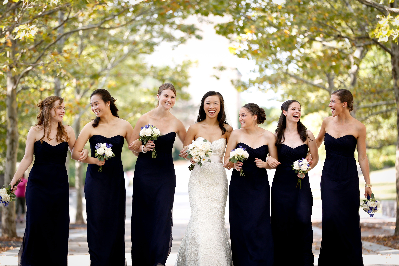 Bella Bridesmaid: NYC Bride: Yin Tong Designer: Amsale Style: G629C ...