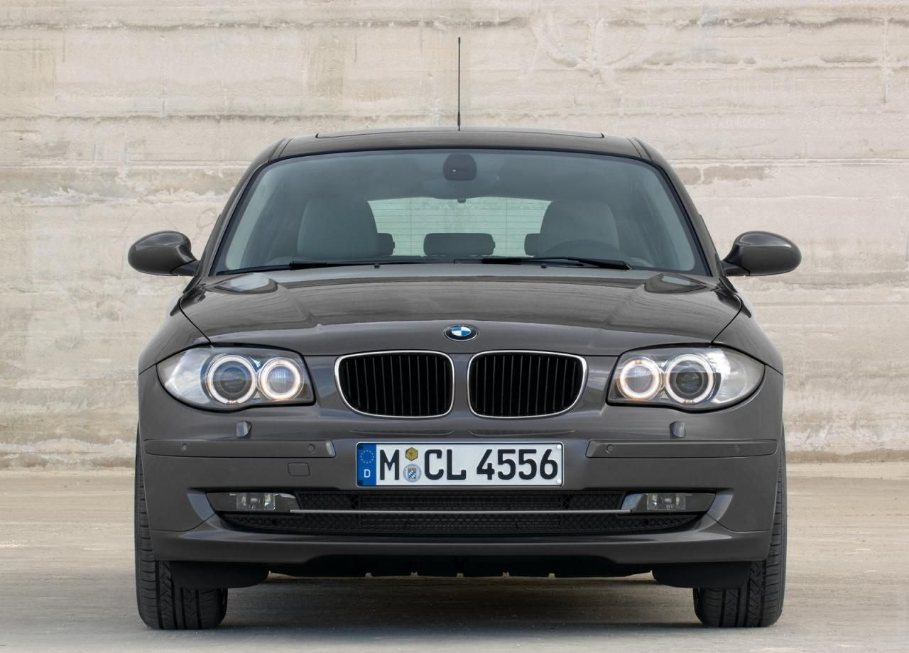 2008 BMW 1 Series 5 door | BMW | Pinterest | BMW and BMW Series