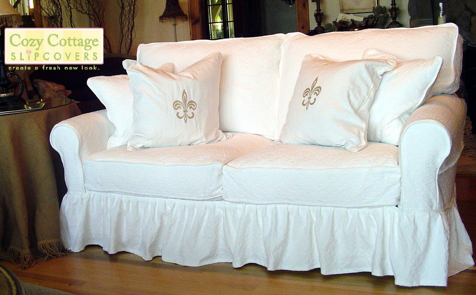 1000+ images about Sweet Slipcovers on Pinterest | Slipcovers ...