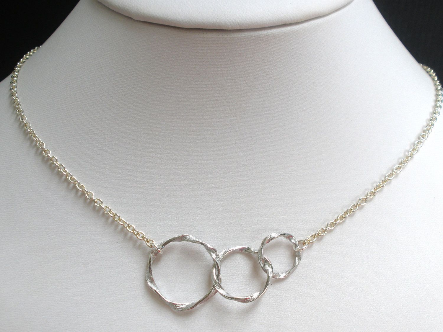 necklace circle store transcending triple
