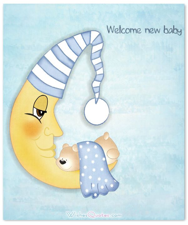 Quotes For Baby Boy Arrival: Newborn Baby Congratulation Messages With Adorable Images