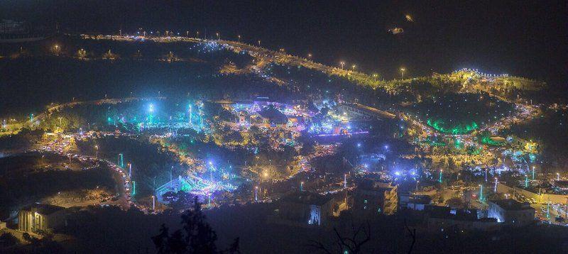 أجواء الباحة المميزة تجذب 180 ألف سائح بـ رغدان شبكة سما الزلفي Concert