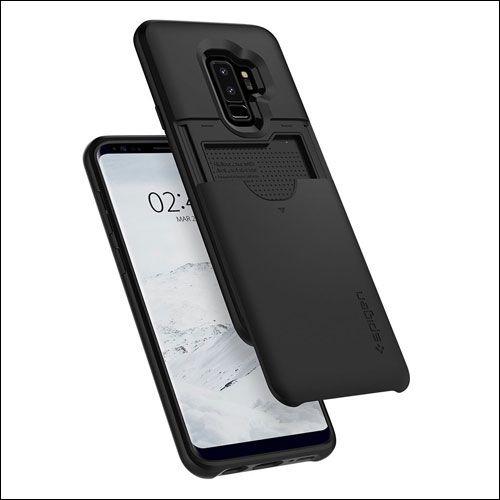 size 40 86dca 7ea76 Best Galaxy S9 Plus Wallet Cases : Samsung S9 Plus Card Holder ...