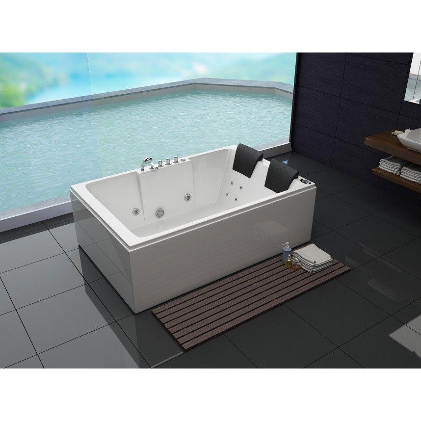 baignoire balnéothérapie deux places hypnose 19 toutes options