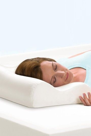 Memory Foam Contour Pillow. | Sweet Dreamzzz | Contour ...