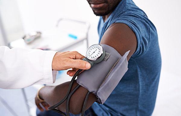 Do you have a primary care doctor | Blood pressure ...