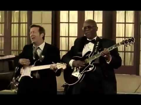 B.B. King ft. Eric Clapton - Riding With The King ( official video ) - YouTube