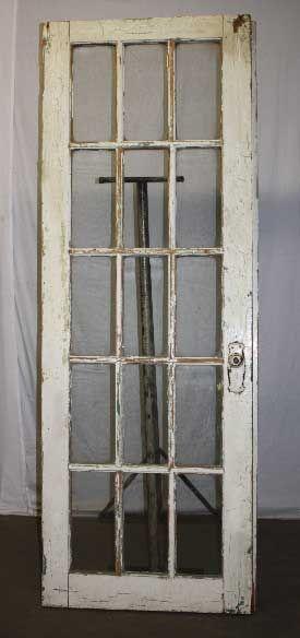 15 Panel Divided Light French Door Doors Pinterest Doors Door