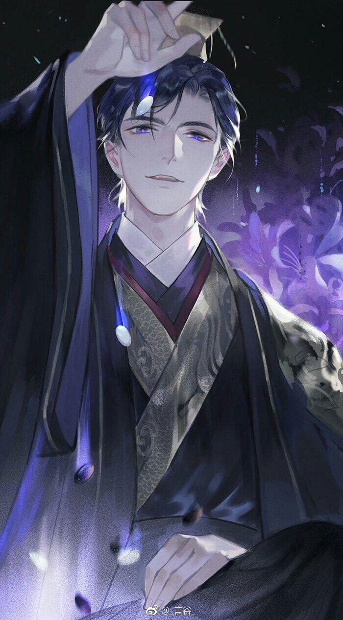二哈和他的白猫师尊 Nghệ thuật nhân vật, Anime, Minh họa manga