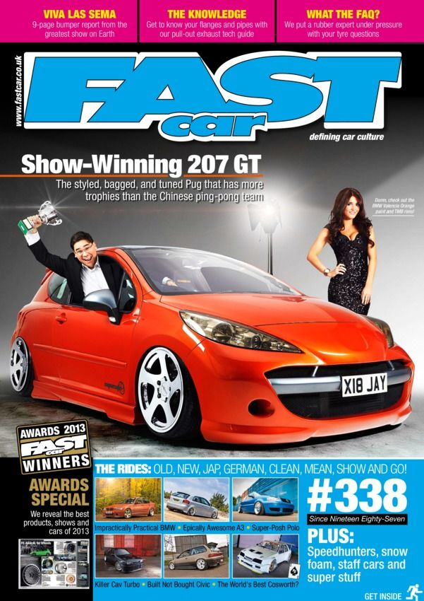 Fast Car February Fast Car Is Officially The Best Car - Fast car magazine models