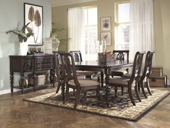 Dining Room Table Protective Pads Magnificent Protect Your Ashley Dining Room Tables  We Now Carry Custom Decorating Design