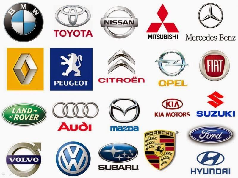 Best Car Advices DIY Car Care Tips And Tricks Carnitycom - Car sign with namescar logos and names cars pinterest car logos cars and