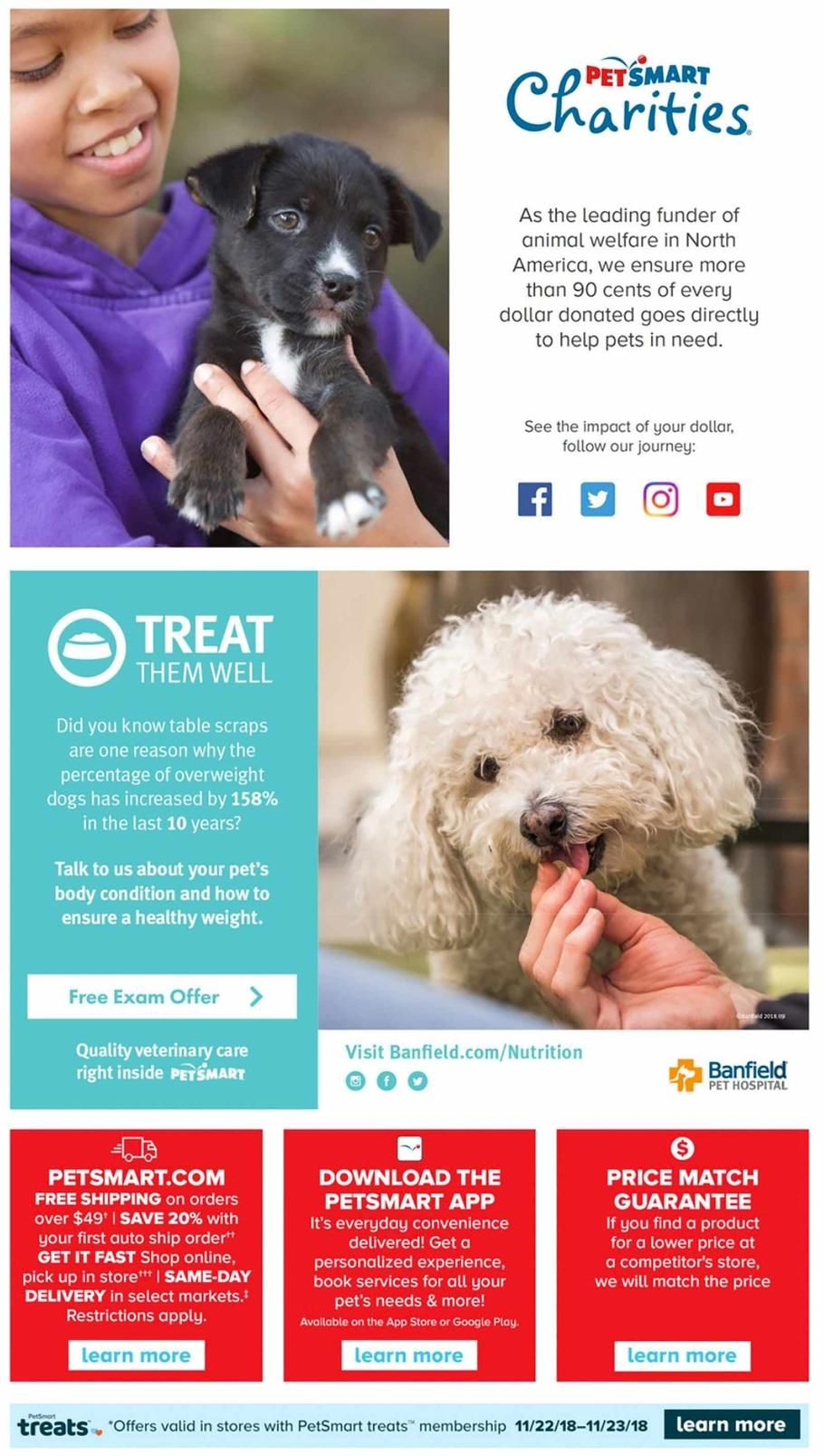Petsmart Black Friday Preview 2018 Ads And Deals Black Friday Preview Petsmart Black Friday