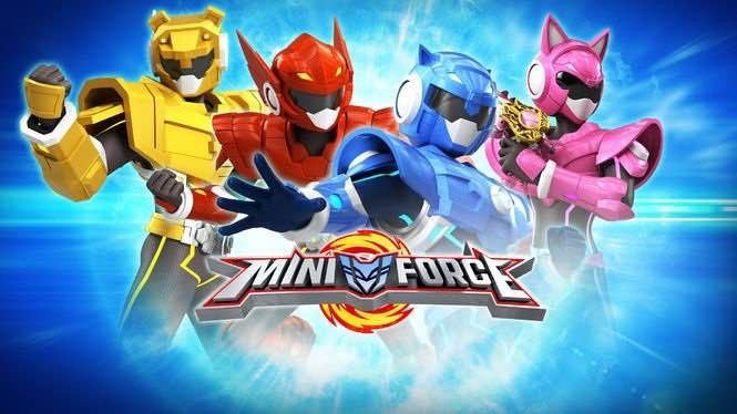 Pin By Princesses On Miniforce Rangers In 2019 Power