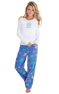 17516f78a1d Flannel Pajamas for Women