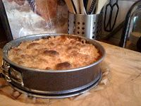 Het Keukenprinsesje: Perzik crumble