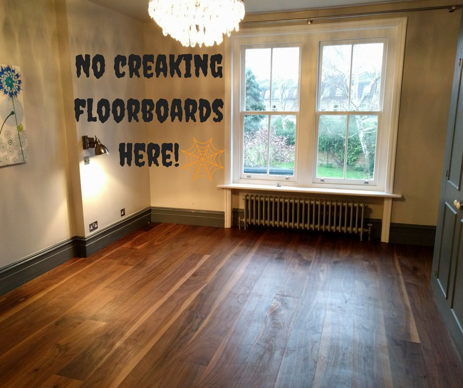 Nobody Wants Creaking Floorboards So For Tight Fitting Boards