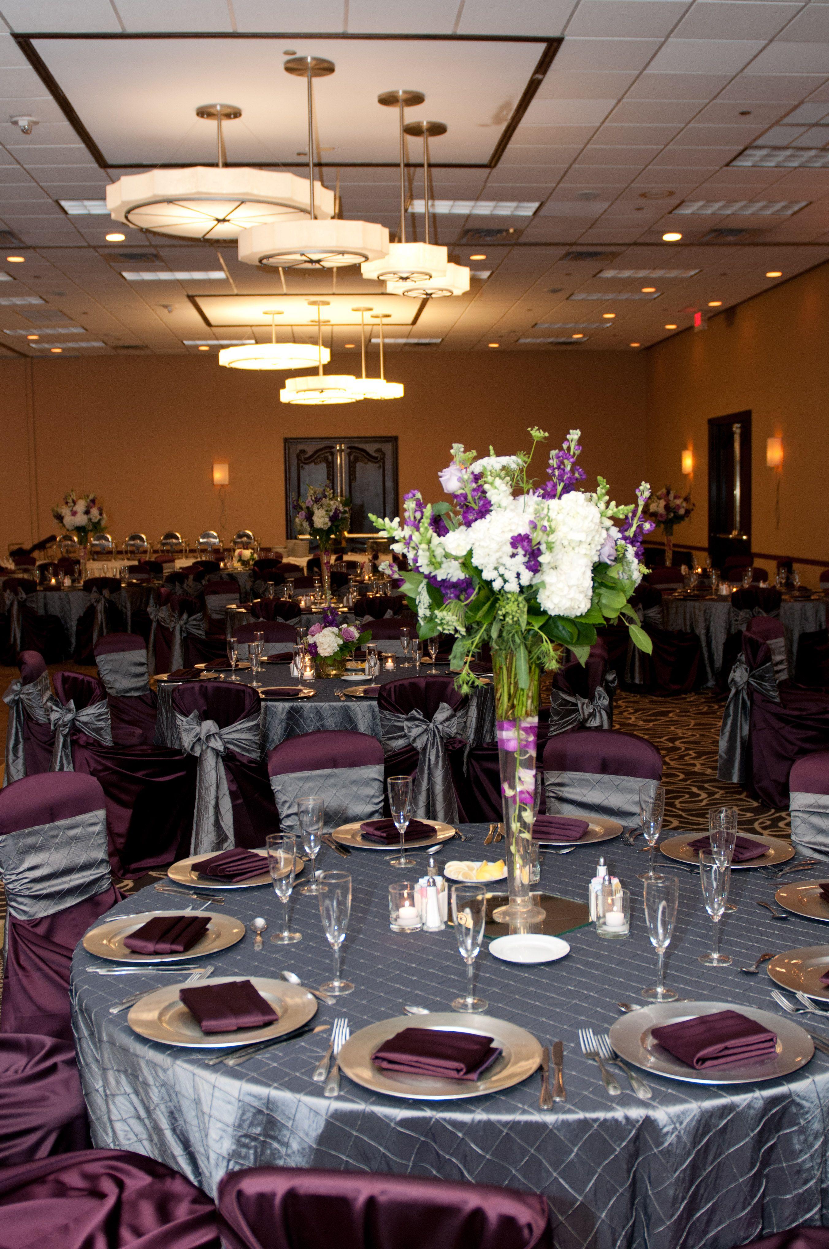 Main Ballroom Of Hyatt North Houston Hotel #wedding #