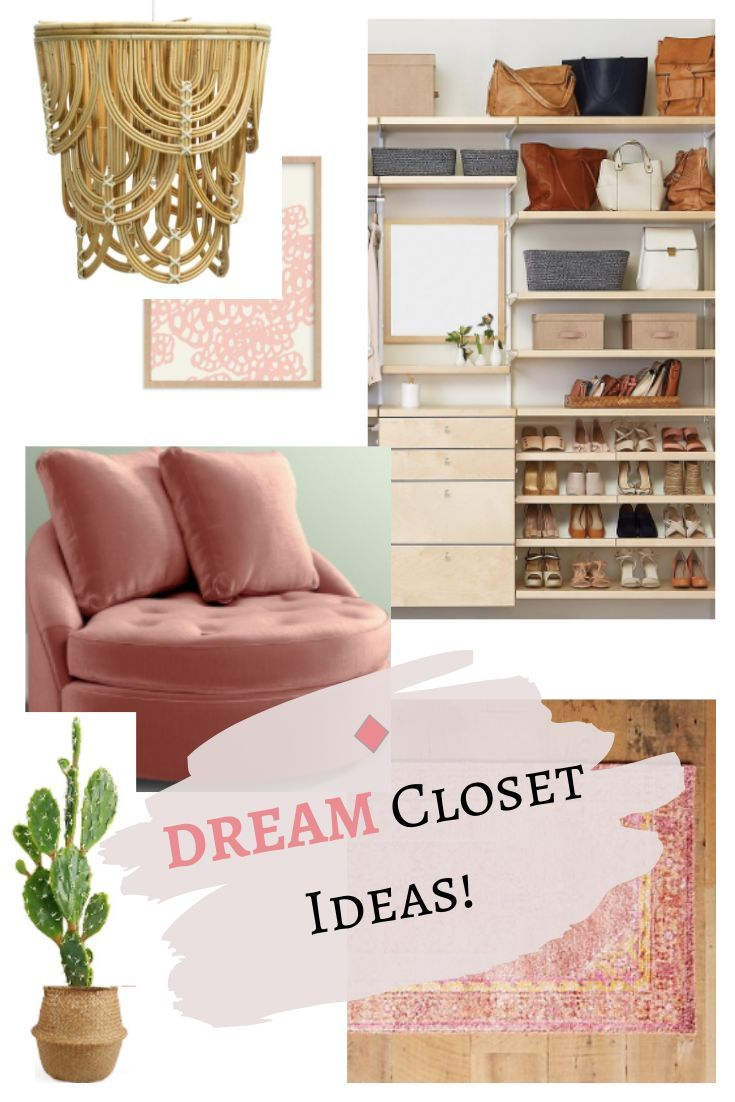 Dream Closet For Any Size--walk In, Reach In, Small