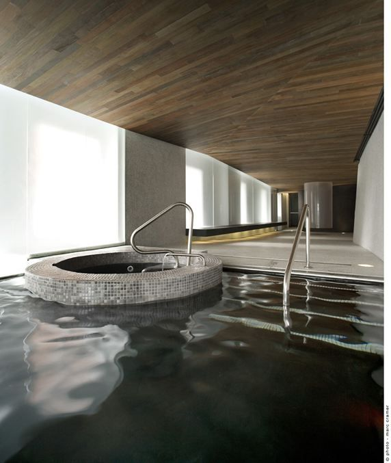 Scandinave Les Bains Vieux Montreal Picture Gallery Spa Interior Indoor Spa Spa Design