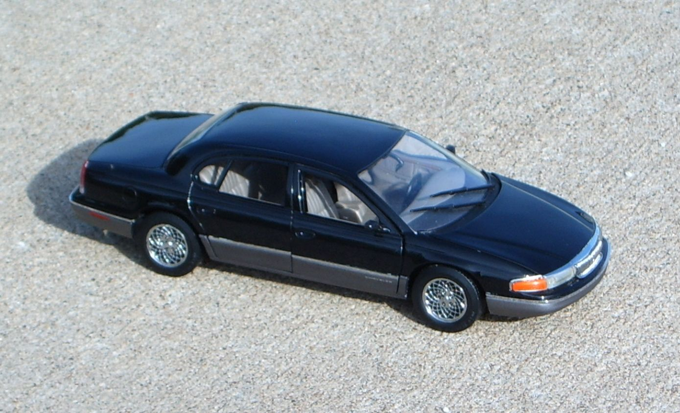 1996 Chrysler New Yorker Review, Specs and Price. Some people pour ...