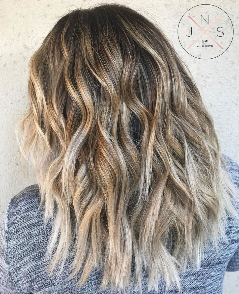 60 Most Magnetizing Hairstyles For Thick Wavy Hair Thick Wavy Hair Wavy Hairstyles Medium Medium Hair Styles