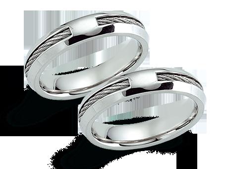 Koop nu deze verlovingsring goedkoop. Wij hebben een ruime collectie stalen ringen. Bestel nu! 40% Goedkoper dan bij de Juwelier! - € 134,95