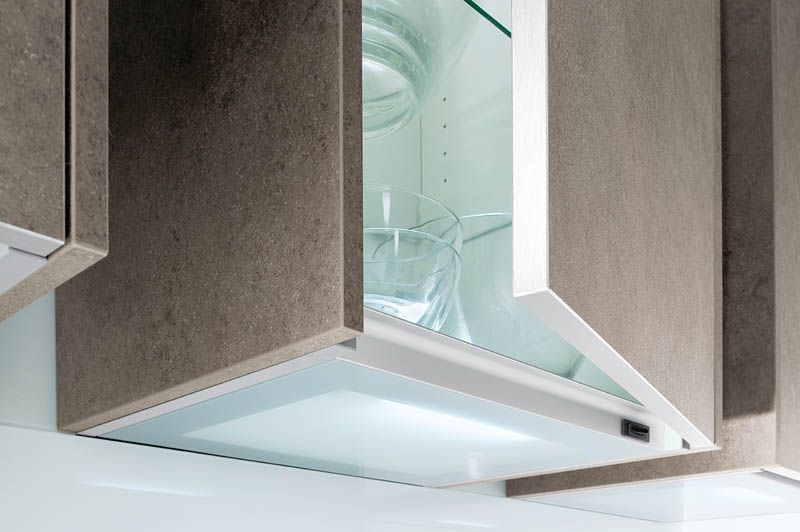 4080 GL - Häcker Küchen Home Pinterest Handleless kitchen - häcker küchen forum