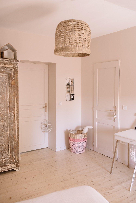 Chambre Rose Poudré Fille la douce chambre de zoé | couleur mur chambre, chambre de