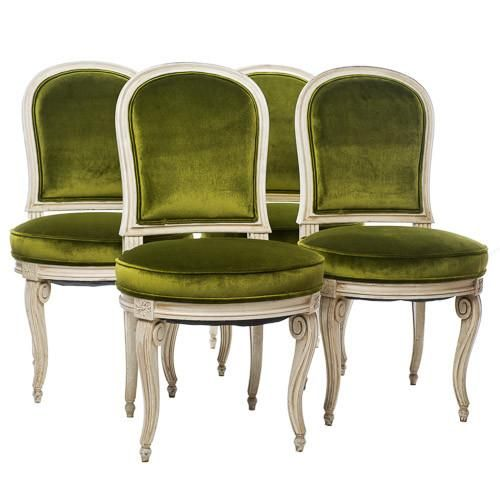 ANTIQUE BALLOON BACK CHAIRS - ANTIQUE BALLOON BACK CHAIRS Furniture Pinterest Silver