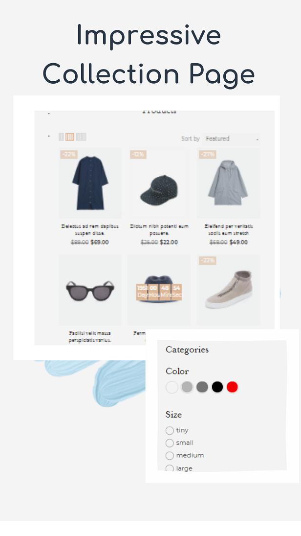 Curator Fashion Free Shopify Theme