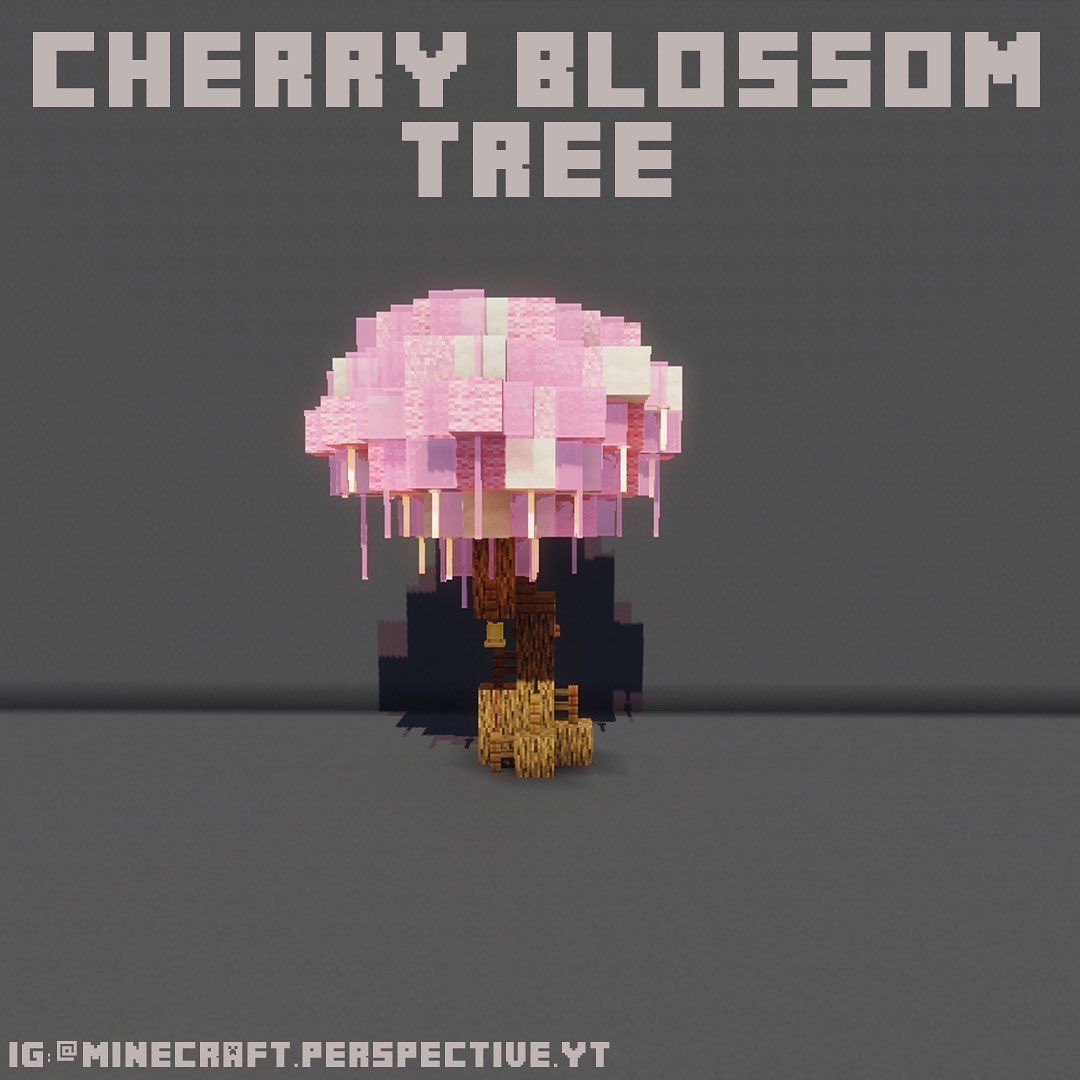 Minecraft Perspective On Instagram Rate This Tree From 1 10 Minecraft Minecraftpc Minecraftjava M Minecraft Tutorial Minecraft Minecraft Ps4