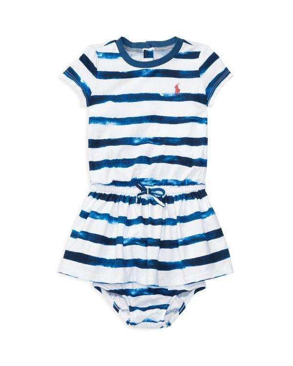 2c68f4e52 Ralph Lauren Childrenswear Girls  Tie Dye Stripe Shirt Dress ...