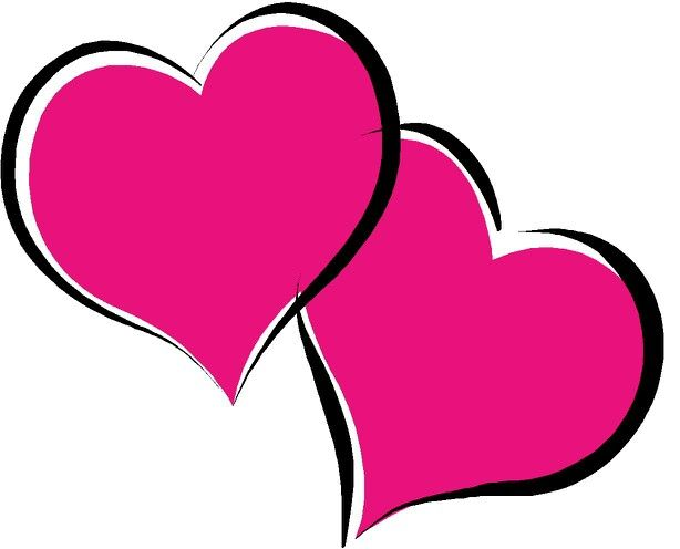 hearts cartoon hearts pinterest clip art rh pinterest com