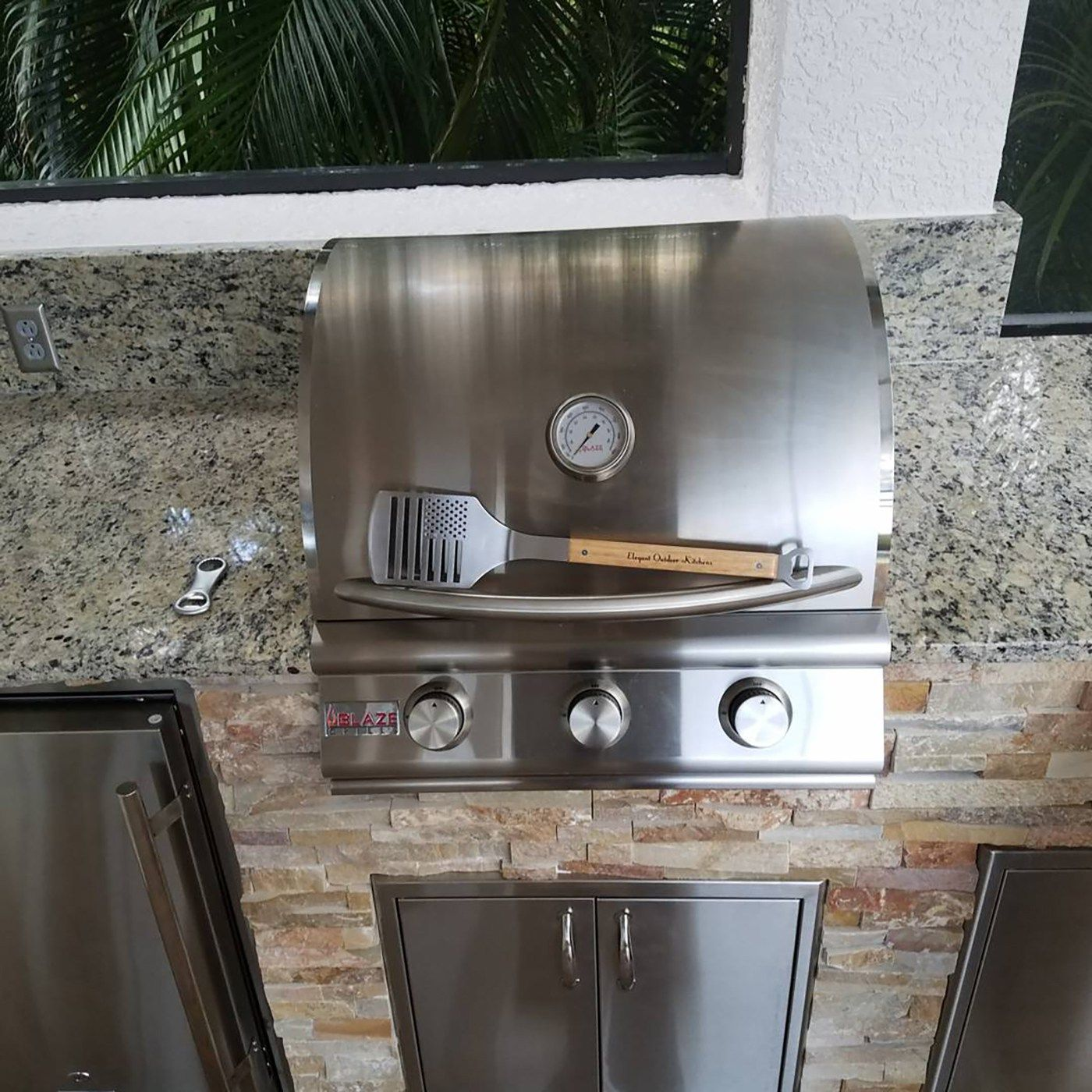 Custom Outdoor Kitchen Design of Fort Myers Florida ...