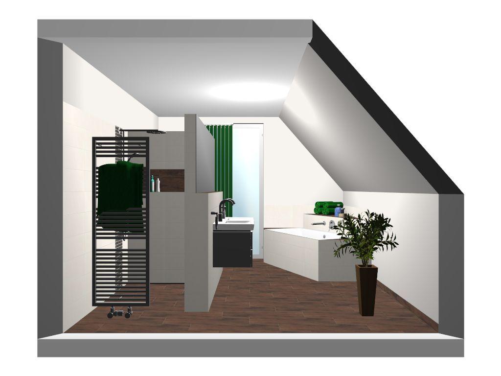 Fliesen Und Badezimmer Planung Im Neubau Badezimmer Dachschrage Badezimmer Neubau Badezimmer Dachgeschoss