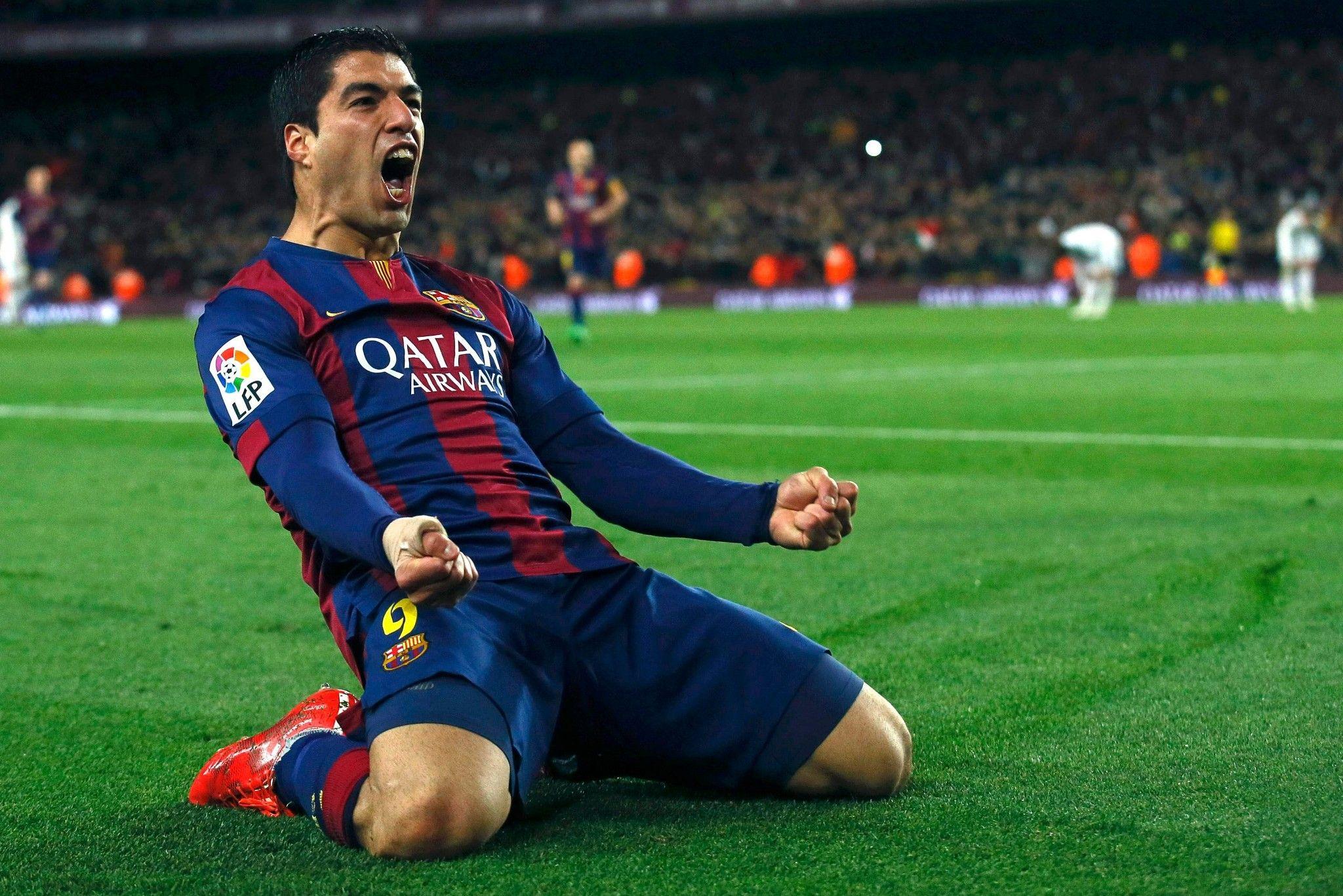 Luis Suárez sera la tête d'affiche de Pro Evolution Soccer