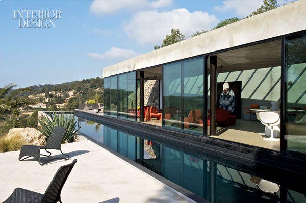 Seaside Residence in Bandol, France by Rudy Ricciotti (10)