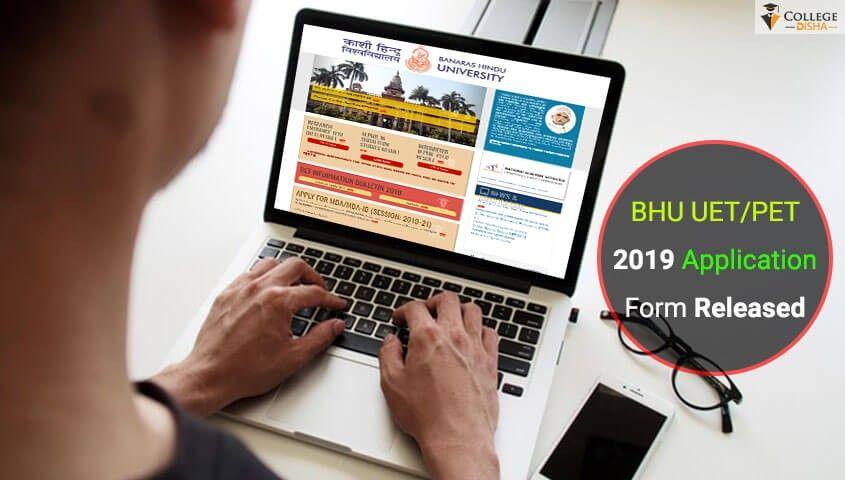 Bhu Pet Registration Form 2020 Released Bhu Pg Entrance Exam Form Apply Here Application Form Exam Marking Scheme