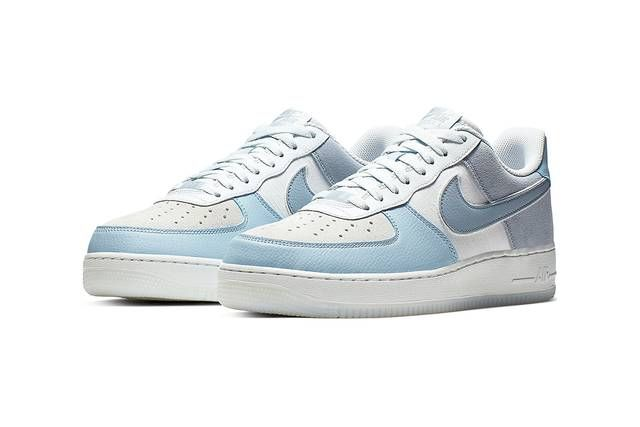 c54a0d82 Nike's Air Force 1 '07 LV8 2 Receives Three Summer-Ready Colorways ...
