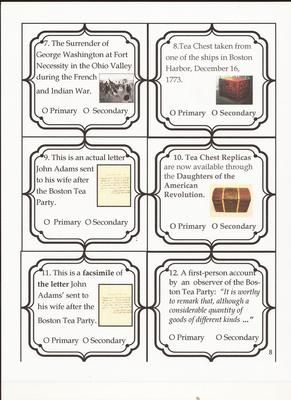 Primary and Secondary Sources | Primary, secondary sources ...