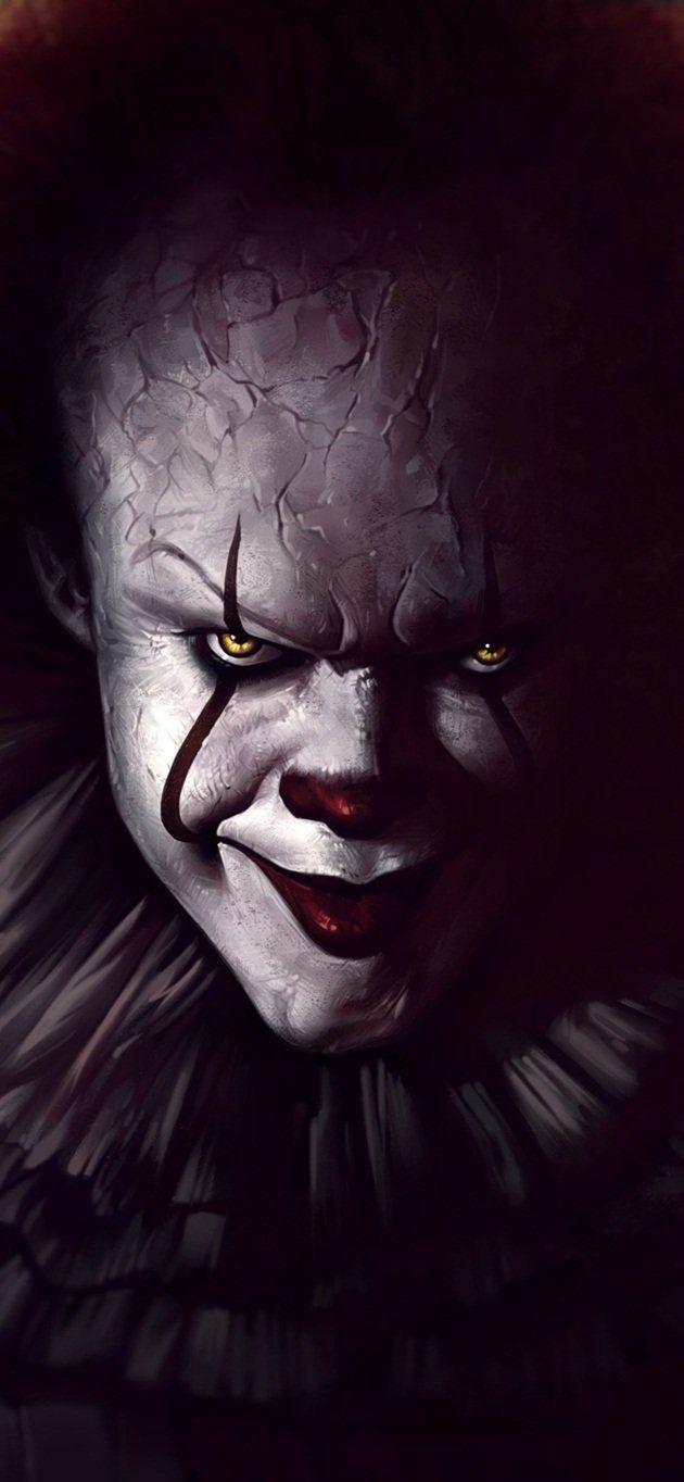 Iphone 11 Wallpaper Halloween Scary Joker 4k Hd Download Free 2 Hd Wallpaper Downlo Scary Wallpaper Pennywise Movie Wallpapers