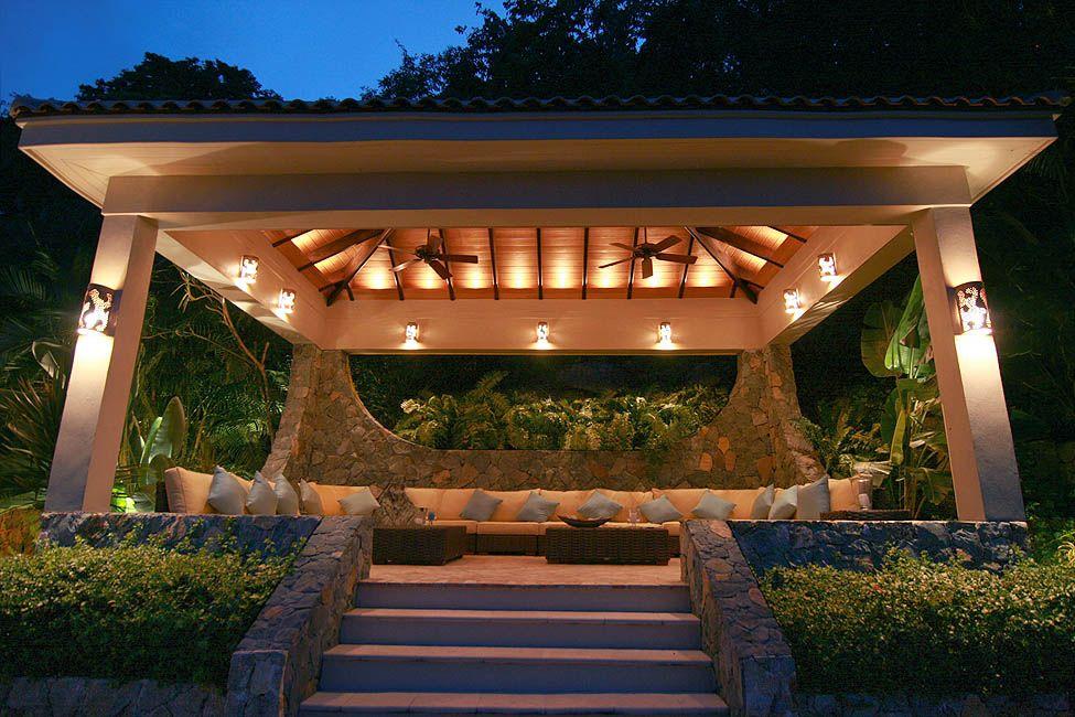 pool house cabana plans   Suite St. John Villas » Sunspot   Ultra ...