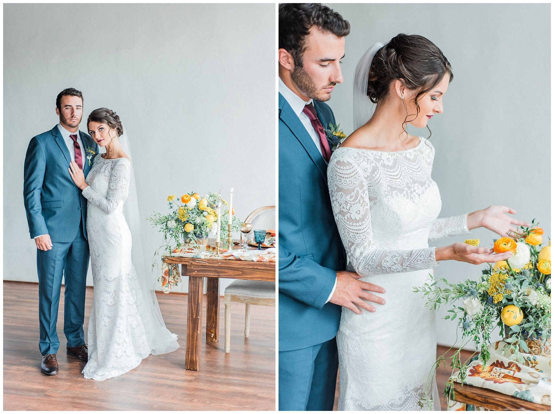Mediterranean Wedding Styled Shoot