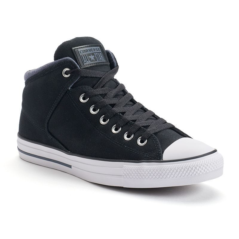 071e0779a57 Men's Converse Chuck Taylor All Star High Street Water-Resistant Shoes,  Size: 12, Black