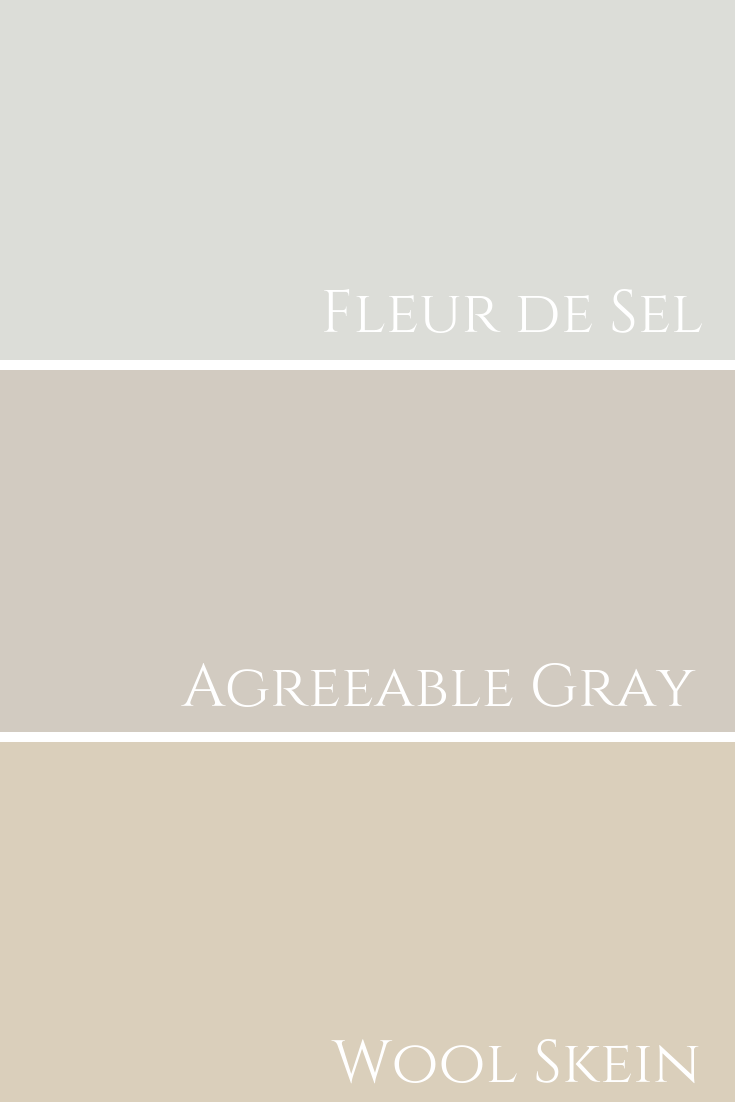 Agreeable Gray by Sherwin Williams Colour Review – Claire Jefford #sherwinwilliamsagreeablegray