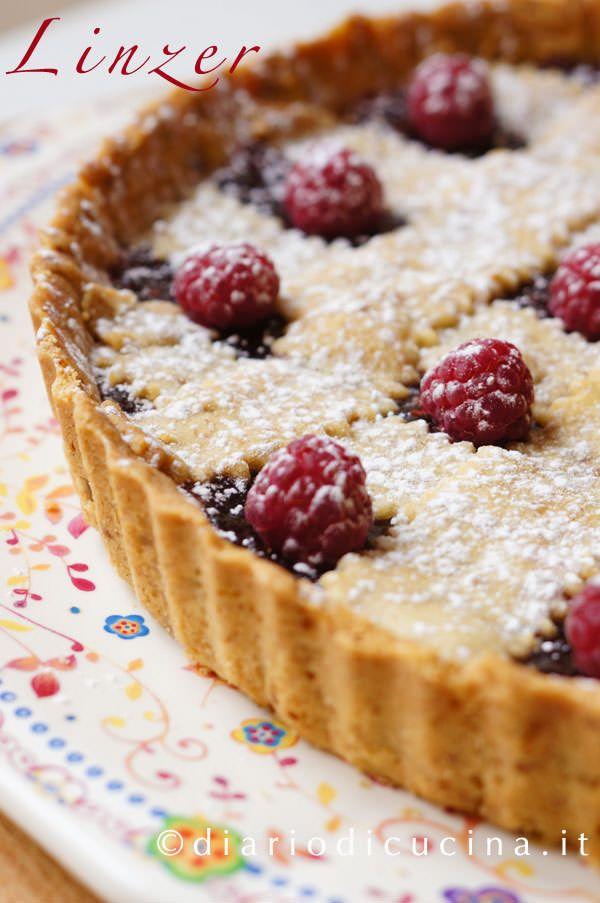 Linzer Torte - Diario di Cucina. Expat-Mamma in Francia | I miei ...