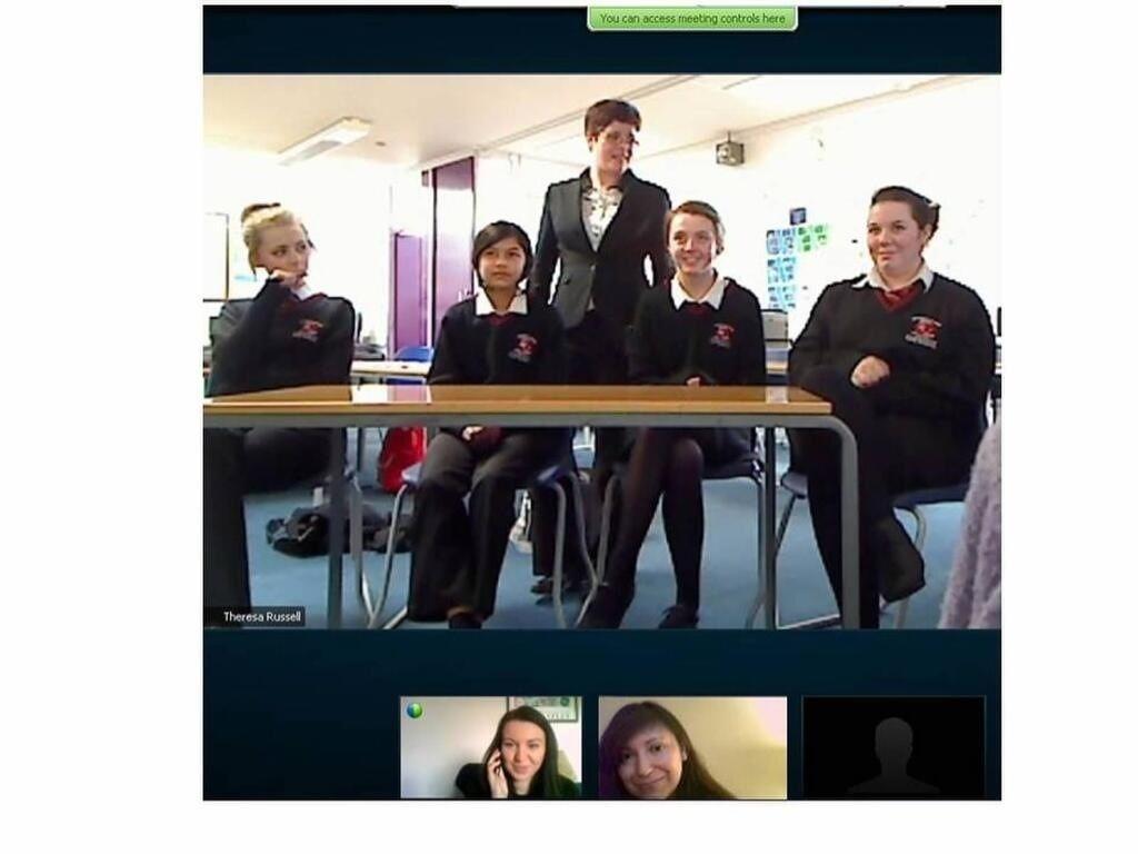 WebEx meeting